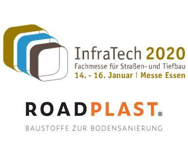 Messe InfraTech Januar 2020